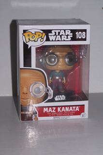 Funko Pop Star Wars Maz Kanata 108