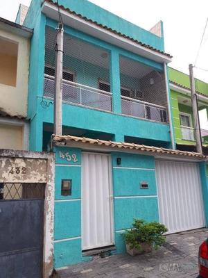 Casa Com 2 Dormitórios À Venda Por R$ 245.000 - Marechal Hermes - Rio De Janeiro/rj - Ca0288