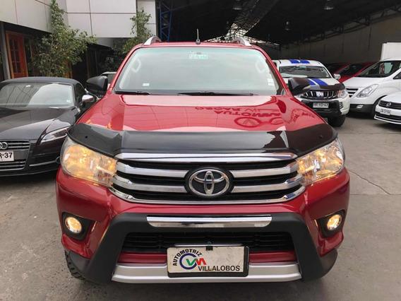 Toyota 2.4 Diésel 4x4 Full Equipo