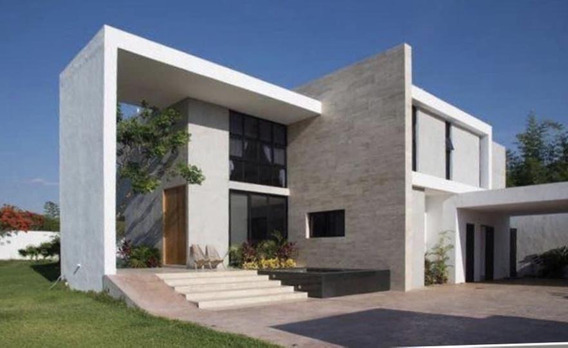 Vendo Hermosa Residencia Premium En Temozon Norte