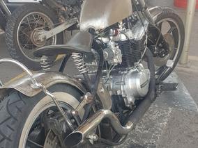 Honda Bobber