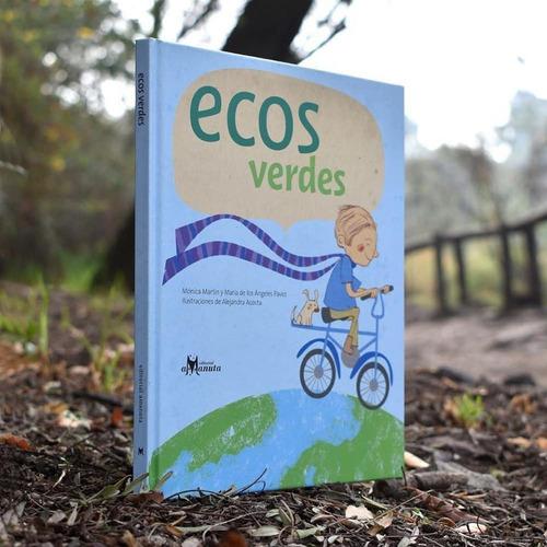 Imagen 1 de 5 de Ecos Verdes - Mónica Martin