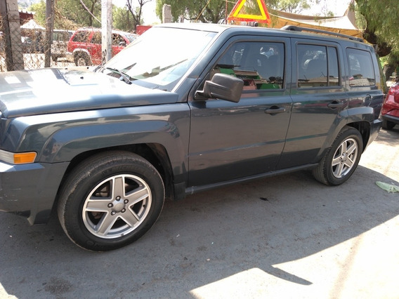 Jeep Patriot Base X 5vel Aa Abs Ba 4x2 Mt 2007