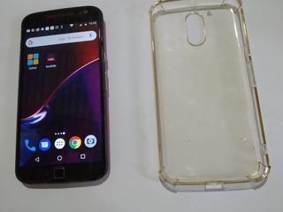 Celular Moto G4 Plus Usado