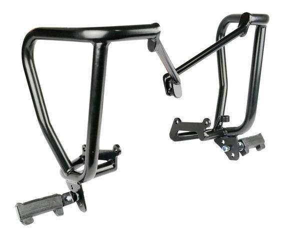 Protetor Motor Carenagem Chapam C/pedal Tenere Xt 1200 Z St