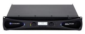 Amplificador De Áudio Crown Xls 2502 2400w 127v Professional