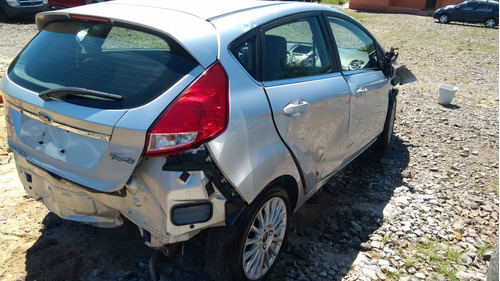 Sucata Ford Fiesta Titanium 1.6 2015 Aut. - Rs Auto Peças