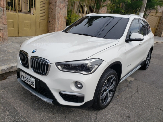 Bmw X1 2016 2.0 Sdrive20i X-line Active Flex 5p
