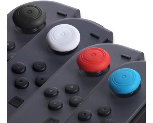 Nintendo Switch Cubierta X2 Analogo Goma Palanca Joycon