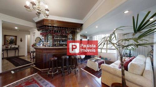 Apartamento À Venda, 273 M² Por R$ 2.400.000,00 - Campo Belo - São Paulo/sp - Ap29413