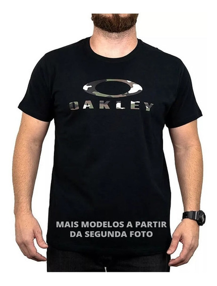 Kit Com 09 Camisetas Camisa Masculina Diversas Marca Famosas