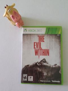 The Evil Within Xbox 360 Garantizado