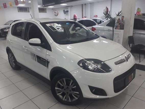 Fiat Palio Sporting 2015 Branco Completo