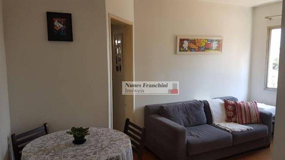 Alto Da Lapa-zo/sp - Apartamento 1 Dormitório,1vaga De Garagem - R$ 350.000,00 - Ap6413