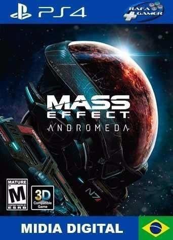 Mass Effect Andromeda Ps4 1 Em Português