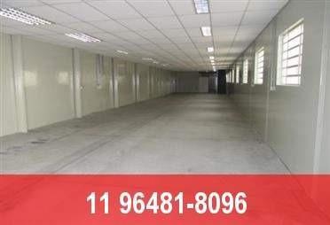 Área Industrial Para Locação Em São Paulo, Tatuapé - 23952_2-321417