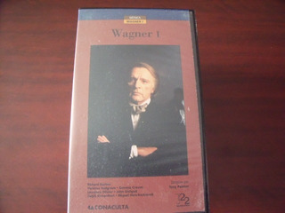 Richard Wagner 5 Vhs
