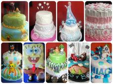 Tortas Cumpleaños Infantiles 15 Años Modelados