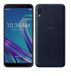 Zenfone Max Pro M1 Asus 6 4g 32 Gb 13 5 Mp Zb602kl-4a110br