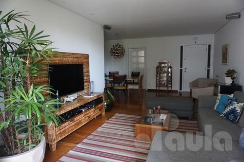Imagem 1 de 14 de Apartamento 160m² Vila Assunção Planta Bem Distribuída - 1033-12166