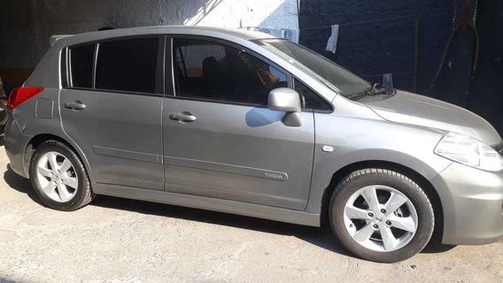 Nissan Tiida 2012/2013 Sl Aut 60.000 Km