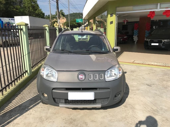 Fiat Uno 2011 1.4 Way 8v Flex 4p Manual
