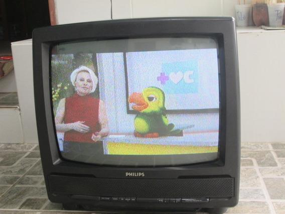 Tv Philips 20 Polegadas De Tubo