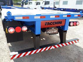Carreta Porta Container Bug Fachinni 2013 06unidades