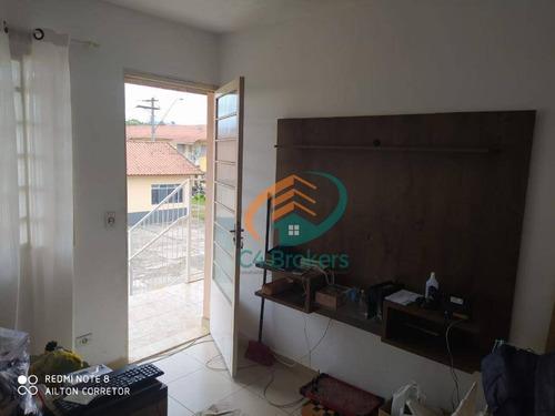 Imagem 1 de 22 de Casa Com 2 Dormitórios À Venda, 42 M² Por R$ 145.000,00 - Vila Carmela I - Guarulhos/sp - Ca0273