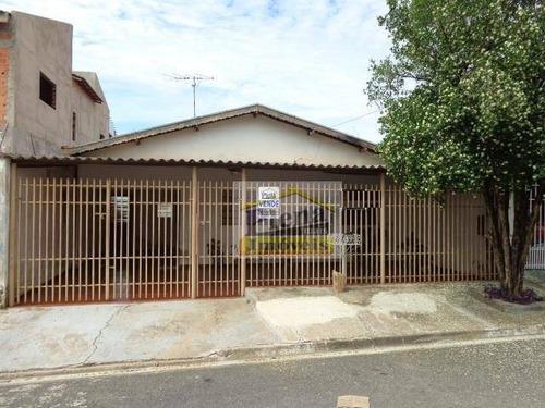 Casa  Residencial À Venda, Jardim Carmen Cristina, Hortolândia. - Ca0753
