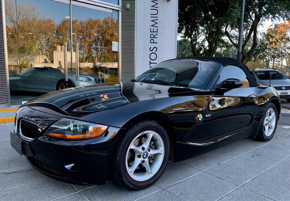 Gd Motors Bmw Z4 2.5 Executive 2003, Impecable Serv Of