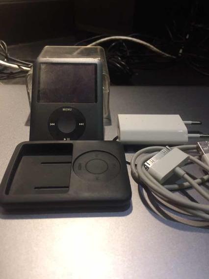 iPod Nano 8gb Com Capinha/caixa/carregador