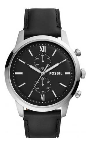 Relogio Fossil Masculino Fs5548/0pn