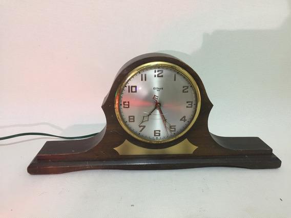 Reloj Gilbert 1807 Electrico Vintage Inicios Siglo Pasado