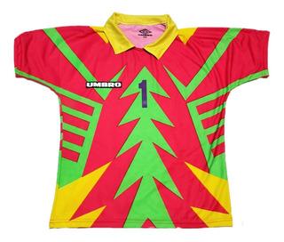 Jersey Selección Mexicana Jorge Campos Umbro Mundial 1994