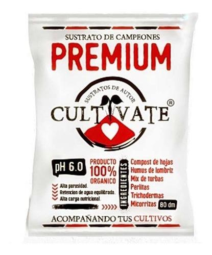 Sustrato Premium 80l Cultivate