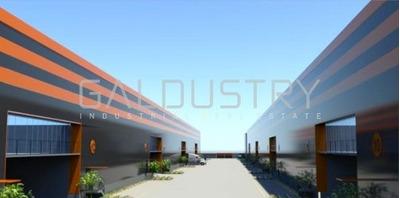 Bodegas Industriales En Renta En Parque Industrial Tultitlán