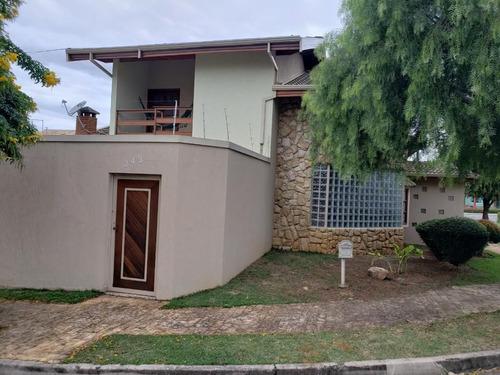 Casa Com 3 Dormitórios À Venda, 232 M² Por R$ 690.000 - Jardim Esplanada - Indaiatuba/sp - Ca0013