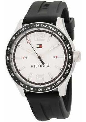 Reloj Tommy Hilfiger Sport Acero Y Caucho