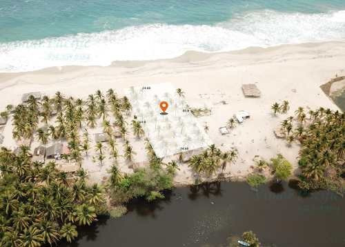 Lote Frente De Playa Puerto Suelo Oaxaca