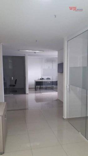 Imagem 1 de 9 de Sala À Venda, 43 M² Por R$ 275.000 - Centro - São Caetano Do Sul/sp - Sa0124
