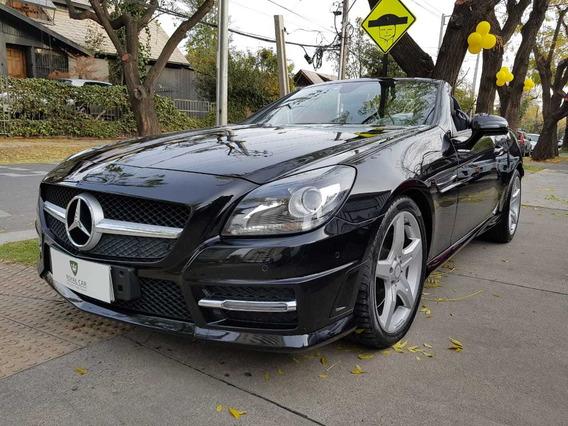 Mercedes Benz Slk 200 Cabrio - Slk200 Convertible - 2013