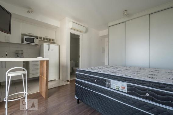 Apartamento Para Aluguel - Brooklin, 1 Quarto, 32 - 893101766