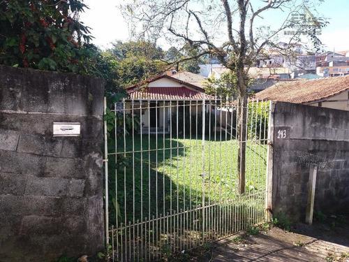 Casa Residencial À Venda, Arujamerica, Arujá - Ca0539. - Ca0539