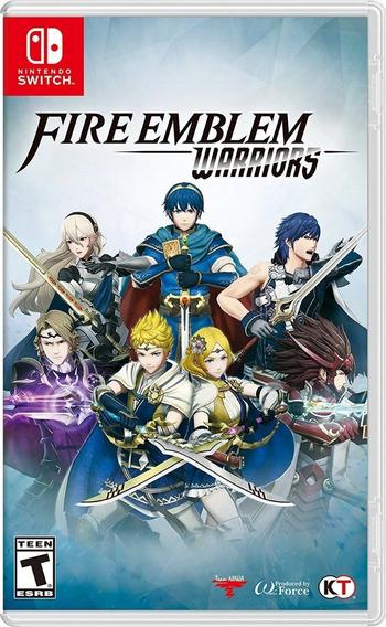 Lacrado Fire Emblem Warriors Switch - Envio Mesmo Dia Sóaqui