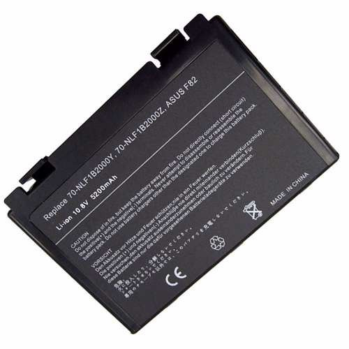 Bateria Para Asus A32-f82 A32-f52 L0690l6 K50in K70ic K70io