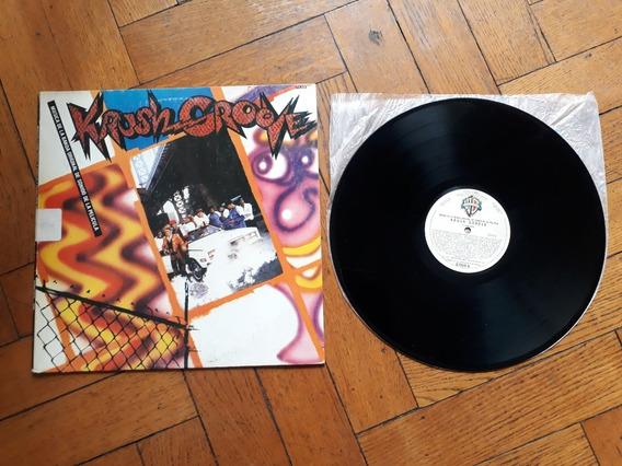 Krush Groove - Musica De La Pelicula - Disco Vinilo