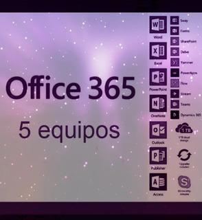 Offic365 Pro Plus 2019 Activado Digital Envio Inmediato