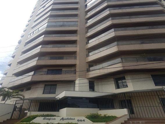 Apartamento Alto Padrão No Centro De Suzano, 4 Dormitórios, 320 M² - Ap0125