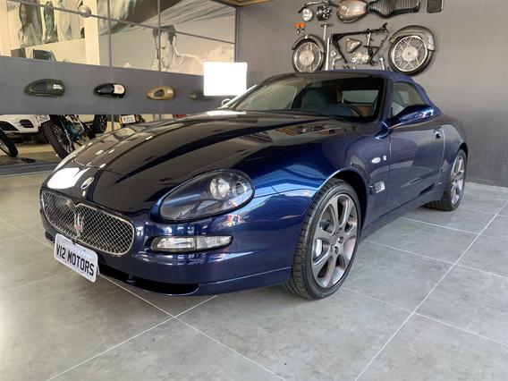 Maserati Spyder 4.2 Cambiocorsa Spyder V8 32v Gasolina 2p